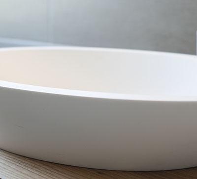 Lavabo weiß, Möbel, Ulmen, Badezimmer