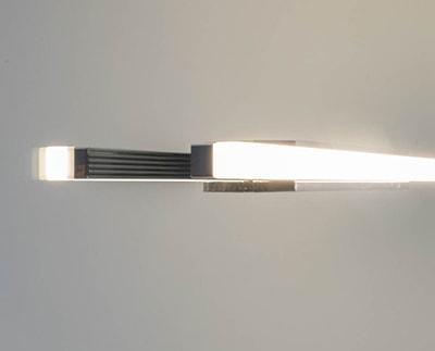 Spiegel, Lampe, Badezimmer, LED