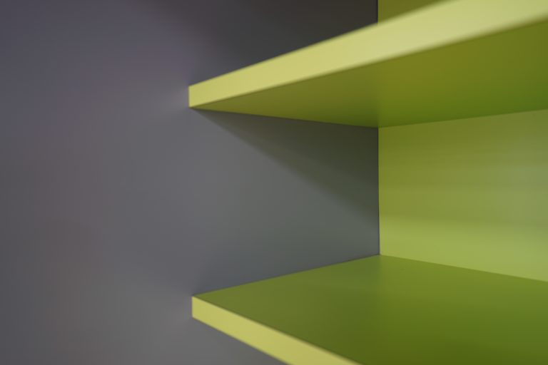 Grün, Tablare, Küche, Ablage